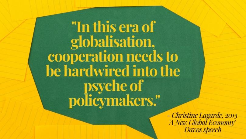 Lagarde quote