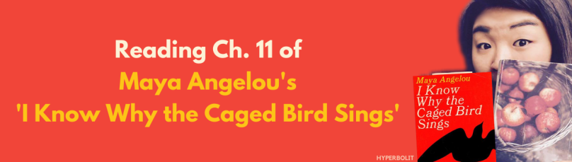 Caged Bird Ch. 11 cover