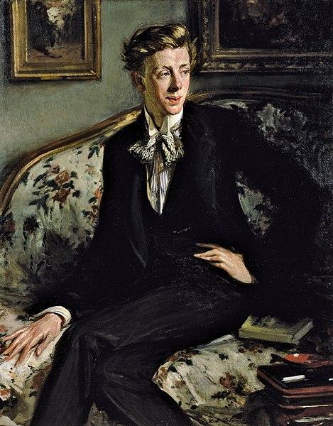 Dorian Gray Portrait