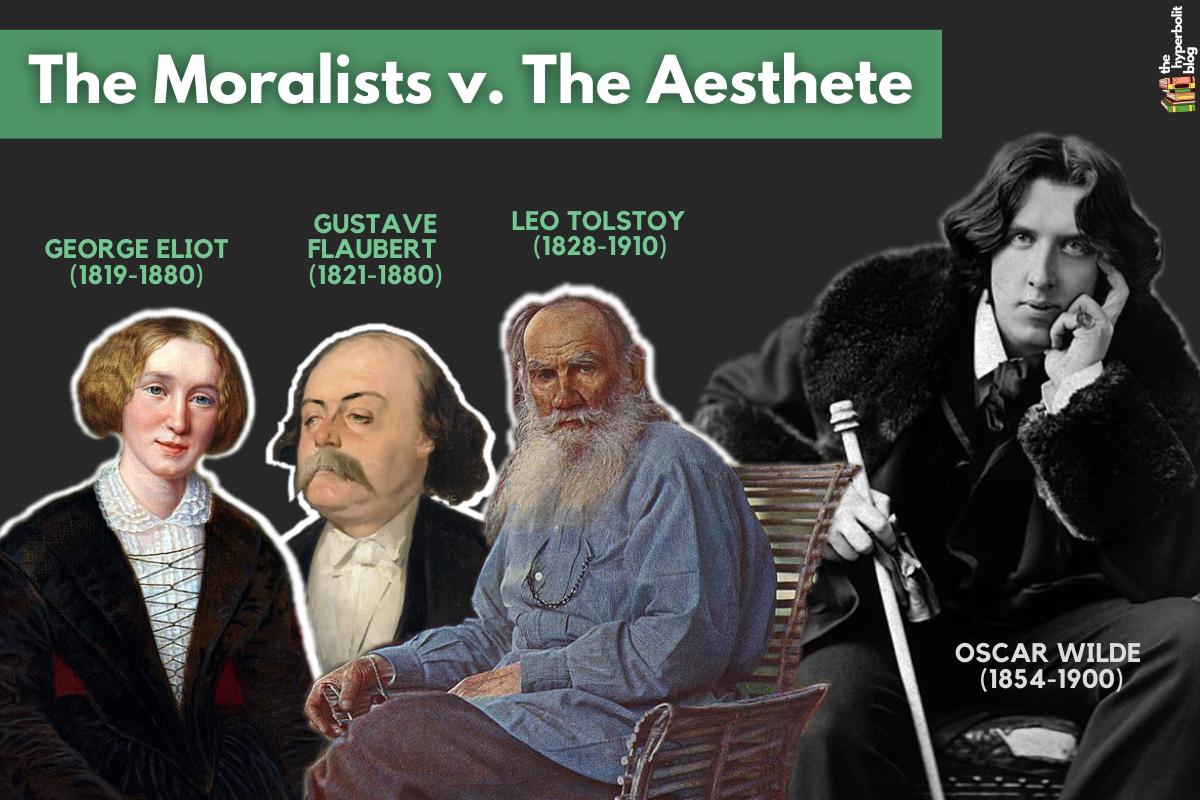 Moralists v Wilde