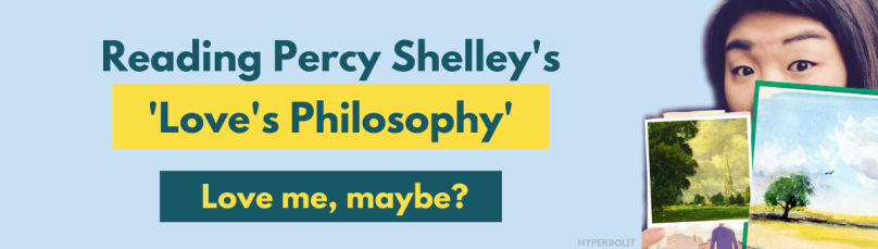 Shelley love's philosophy sub cover