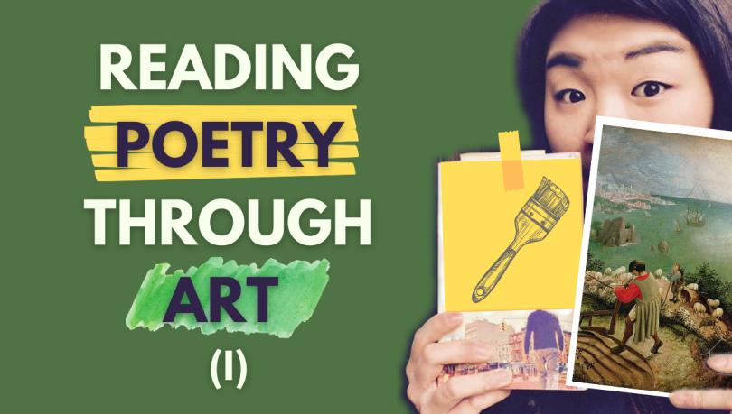 reading poetry through art w h Auden William Carlos Williams