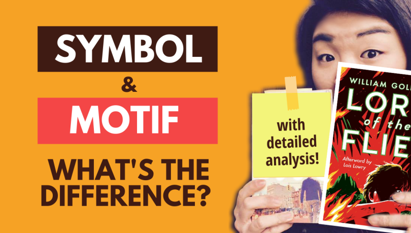symbol vs motif what is the difference