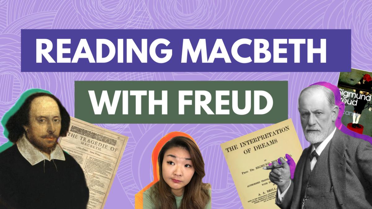 macbeth freudian psychoanalytic theory