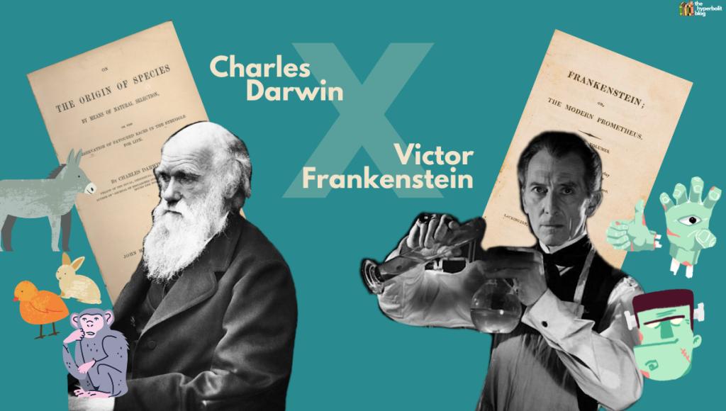 frankenstein context science religion