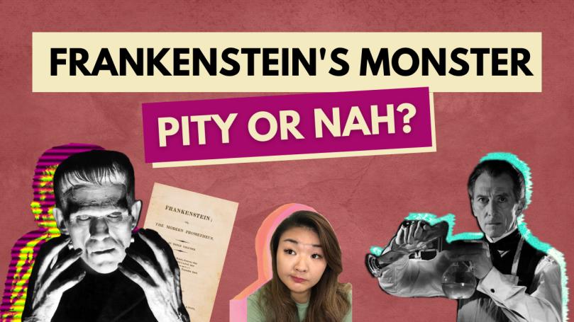 frankenstein mary Shelley summary analysis